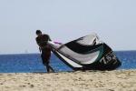 tired kite instructor